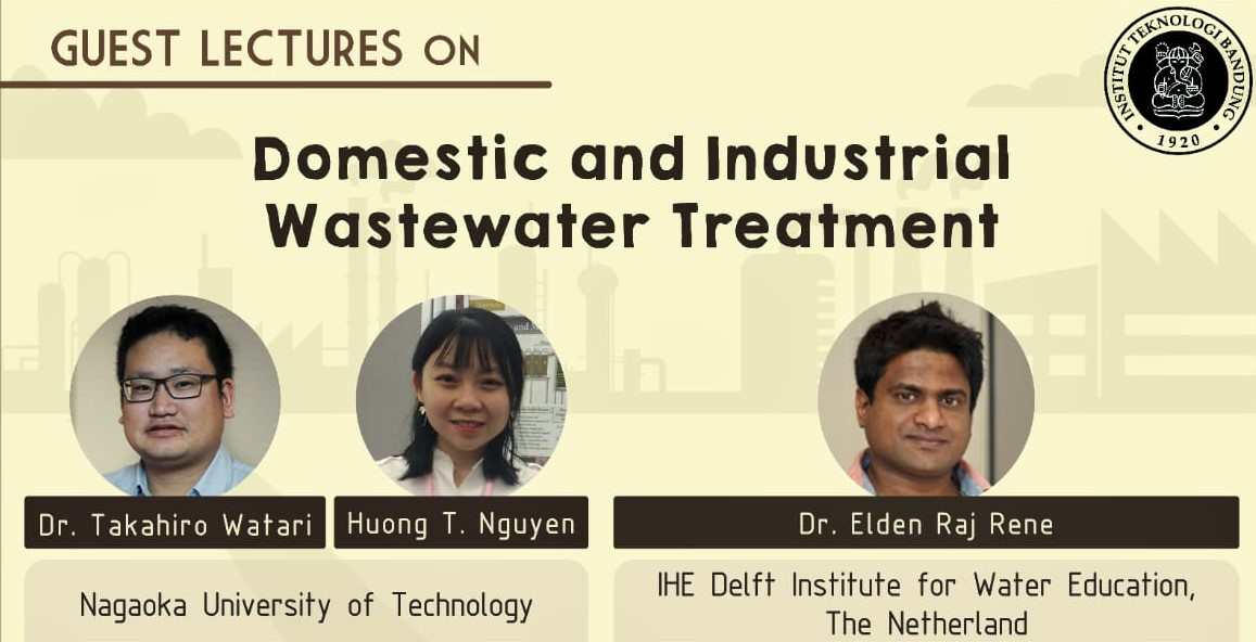 Domestic and Industrial Wastewater Treatment